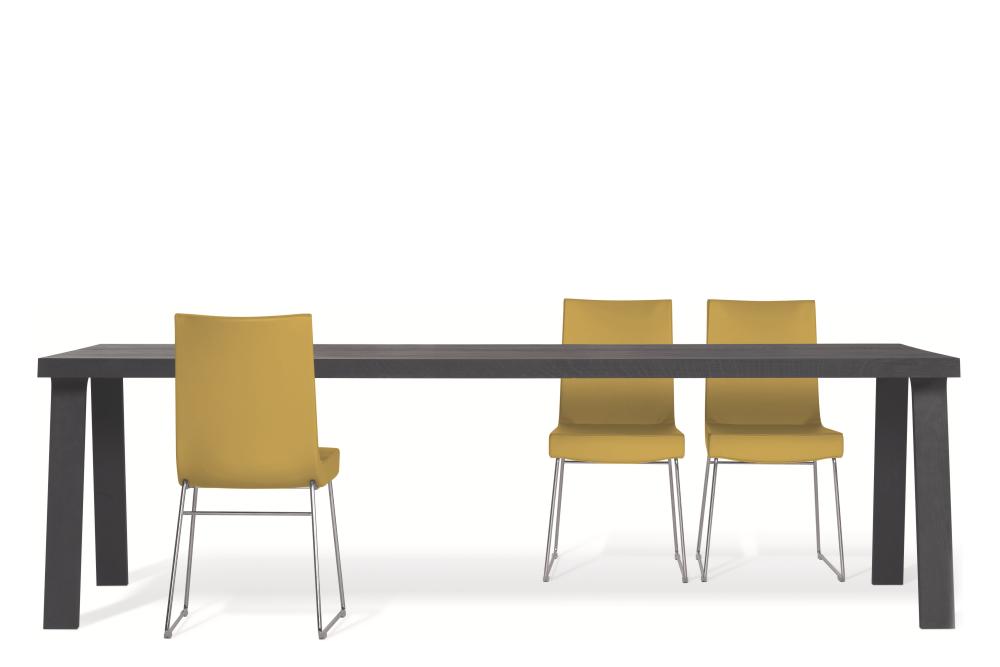 White Oil Oak, Medium,Montis,Dining Tables,chair,desk,furniture,room,table