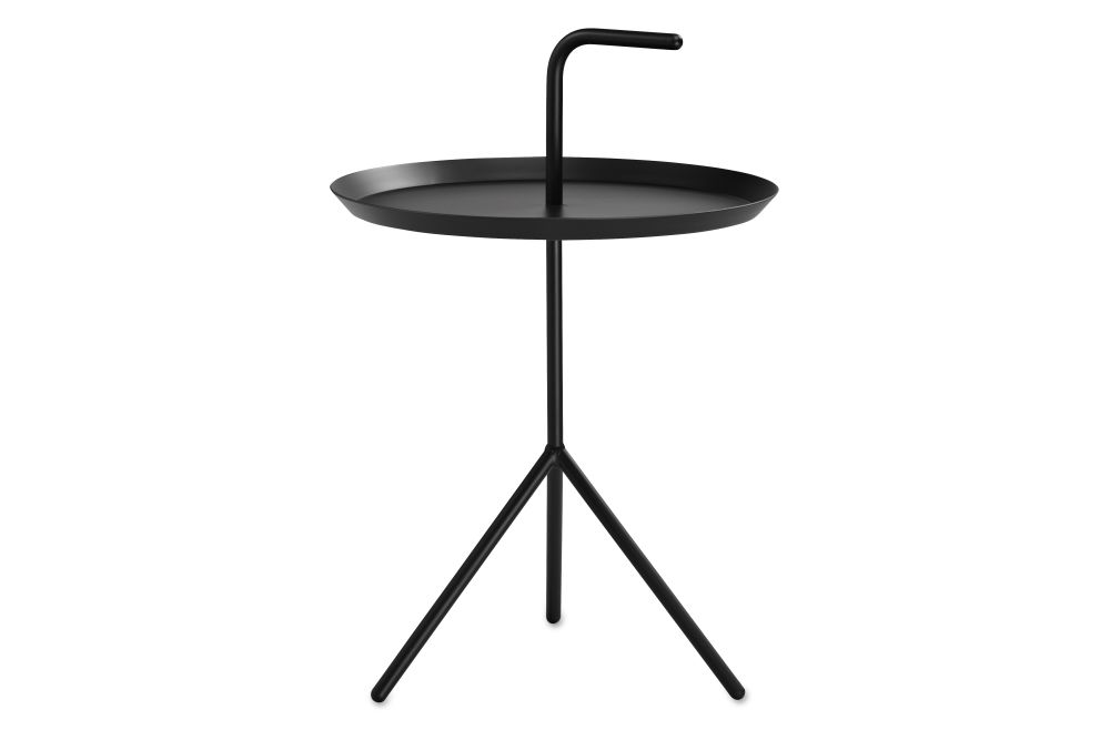 Metal Black, Small,Hay,Coffee & Side Tables,furniture,table