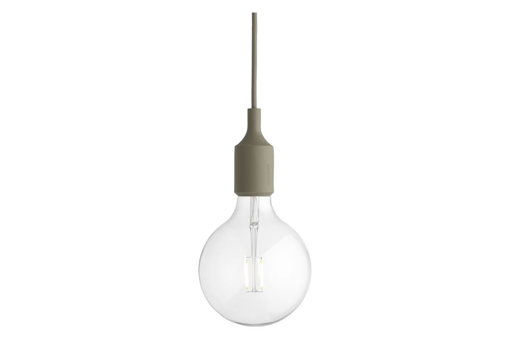 E27 Pendant Light - Set of 4 by Muuto