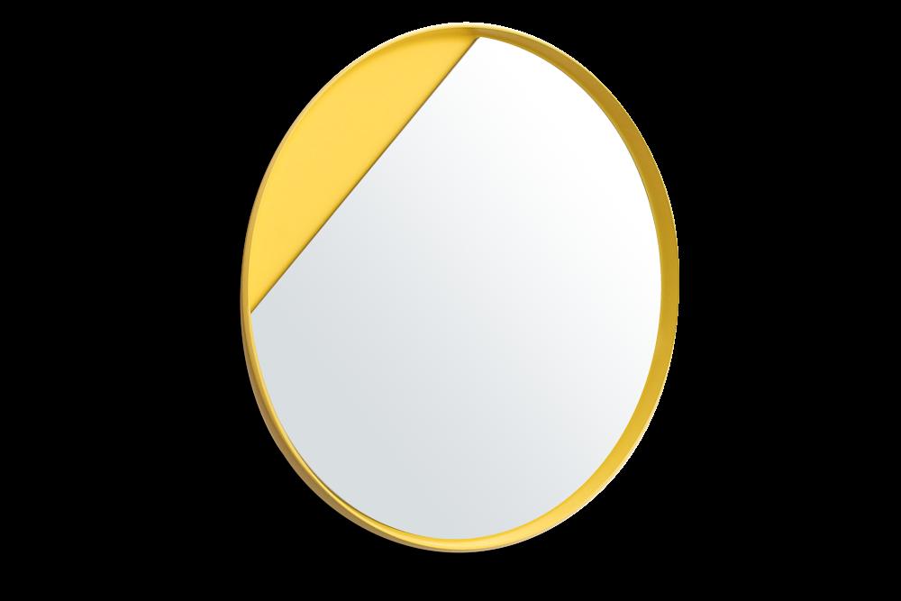 Yellow,Vitamin,Mirrors,circle,oval,yellow