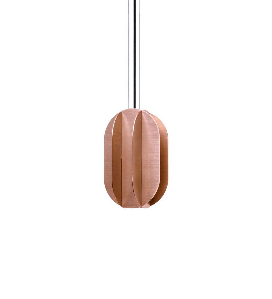 Medium, Copper,NOOM,Pendant Lights,beige,brown
