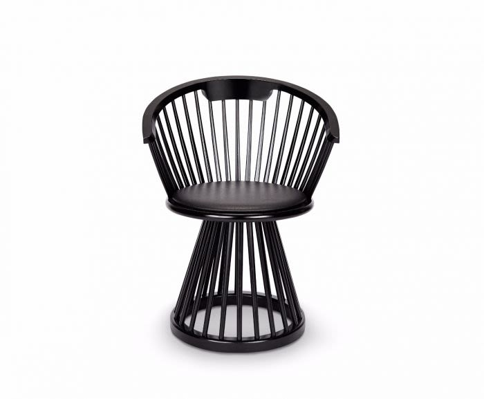 Fan Dining Chair by Tom Dixon