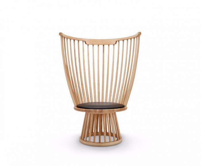 Fan Lounge Chair by Tom Dixon