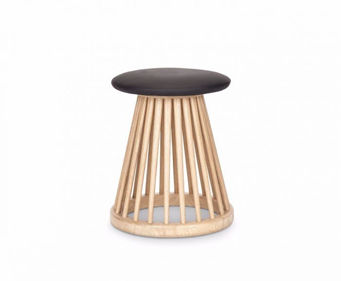 Fan Stool by Tom Dixon