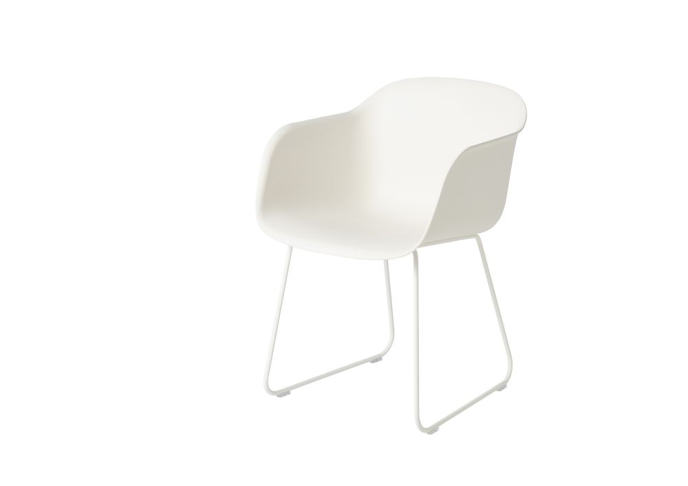 Fiber Armchair Sled Base by Muuto