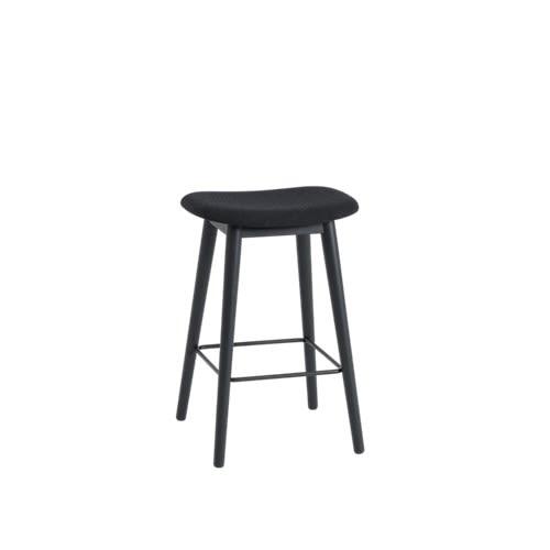Remix, 75, Black,Muuto,Workplace Stools,bar stool,furniture,stool,table