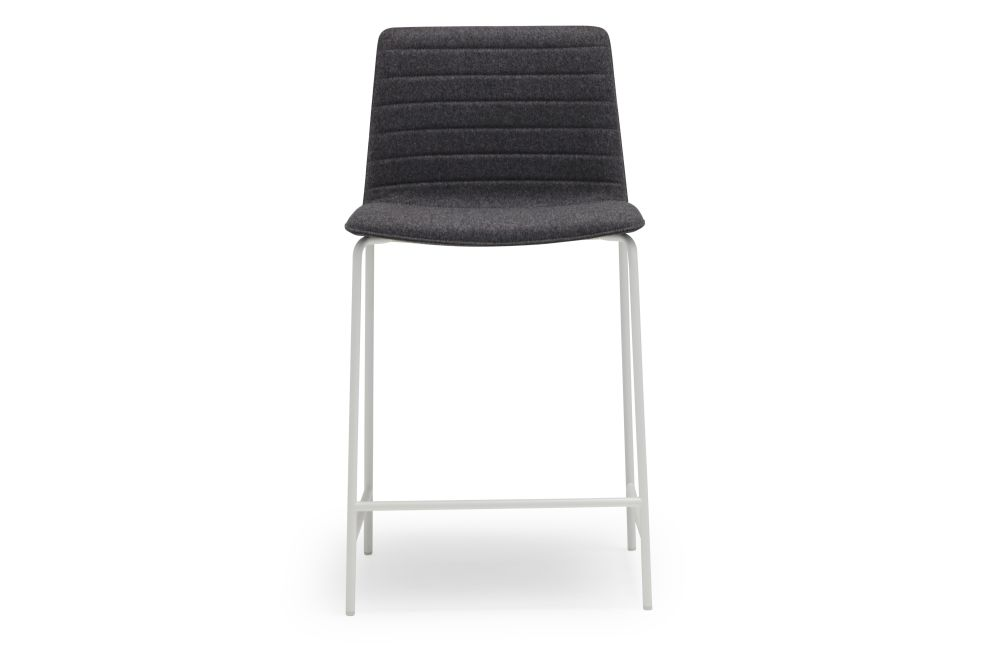 Andreu World Jacquard One, Steel finish CRB,Andreu World,Stools,bar stool,chair,furniture,stool