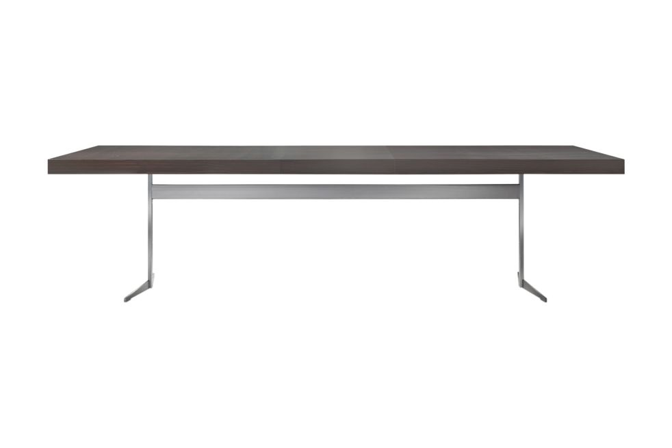 Fly Rectangular Dining Table with Extensions by Flexform