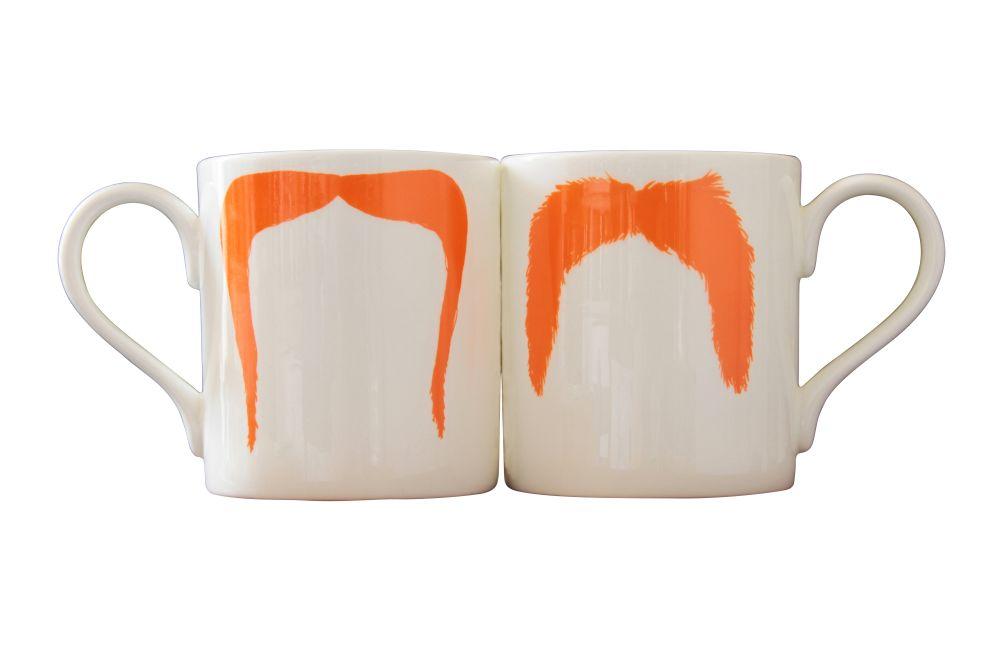 Black,Peter Ibruegger Studio,Teapots & Cups,ceramic,cup,drinkware,mug,orange,porcelain,serveware,tableware
