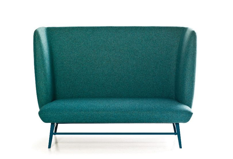 160, Raw Black, A5866 - Divina MD 913 light green,Diesel Living with Moroso,Sofas,aqua,chair,furniture,green,teal,turquoise