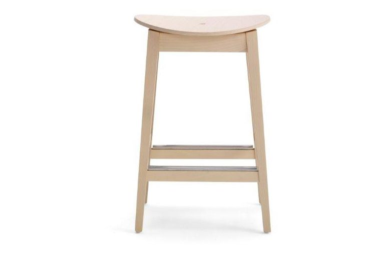Bianco RAL 9016,Billiani,Stools,bar stool,furniture,stool,table