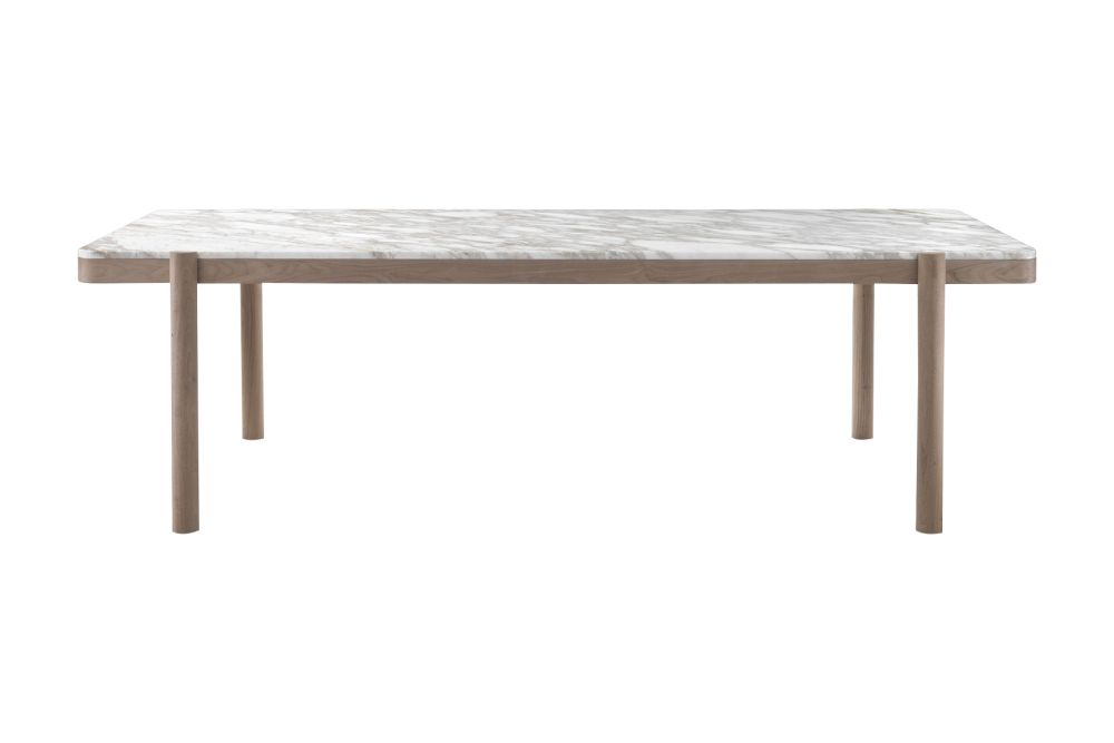 Gustav Rectangular Dining Table by Flexform