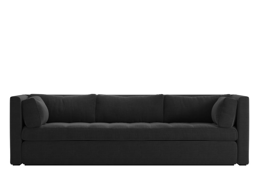 Fabric Group 1,Hay,Sofas,black,couch,furniture,room,sofa bed,studio couch