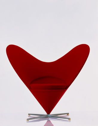 Heart Cone Chair by Vitra