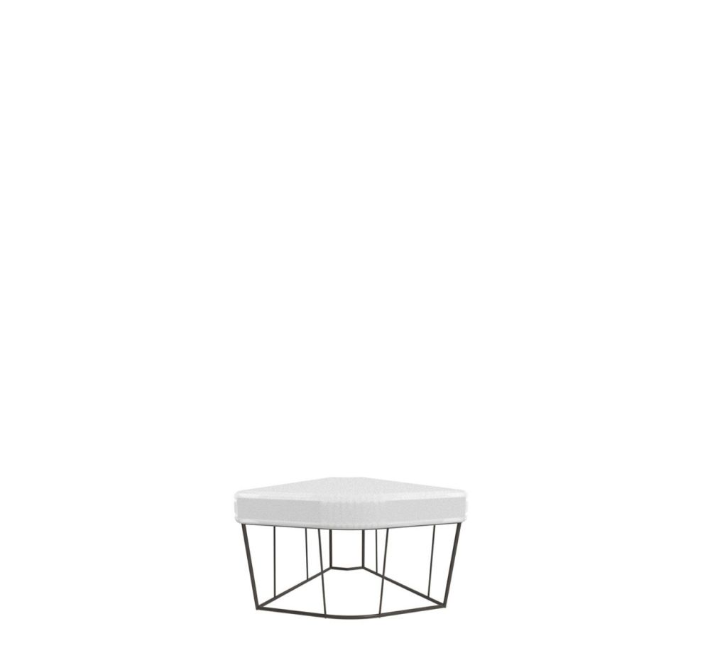 Herve 7 Corner Table by Driade