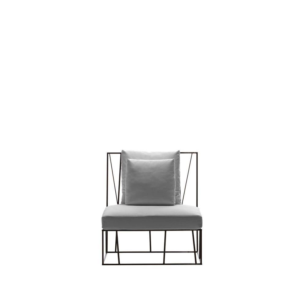 Herve Optional Cushion by Driade