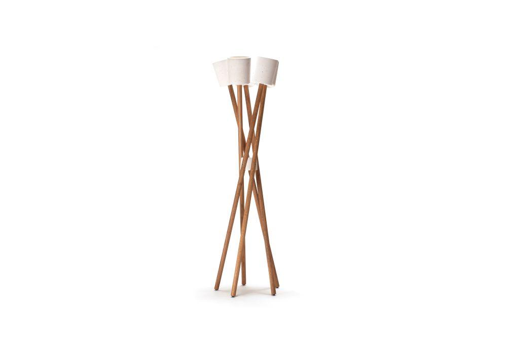 Oak with White Pots,Urbanature,Plant Pots,lamp,light fixture,lighting