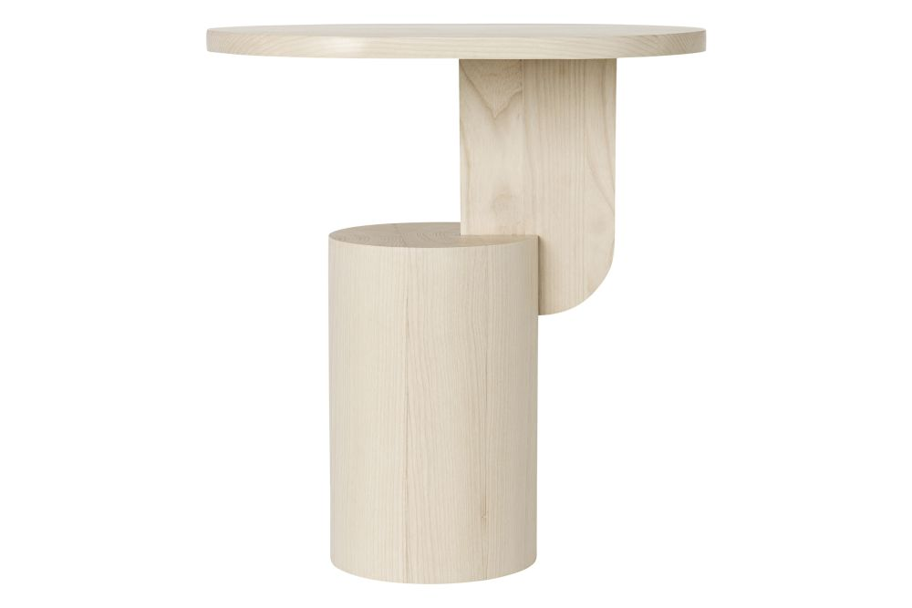 Natural,ferm LIVING,Coffee & Side Tables,beige,furniture,table