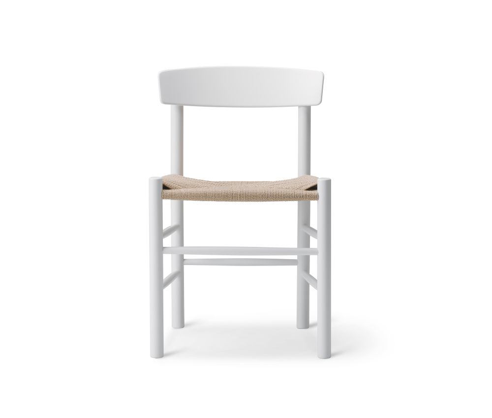 Beech Soap Treated, Natural paper cord,Fredericia,Seating,bar stool,chair,furniture,stool,table