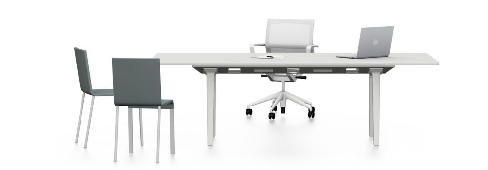 Joyn conference table by Vitra