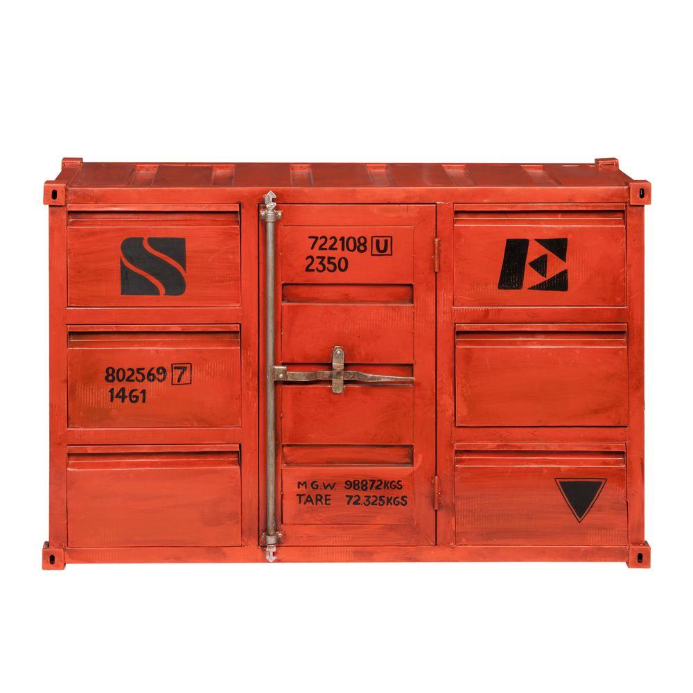 Reason Season Time ,Cabinets & Sideboards,drawer,furniture,orange,sideboard