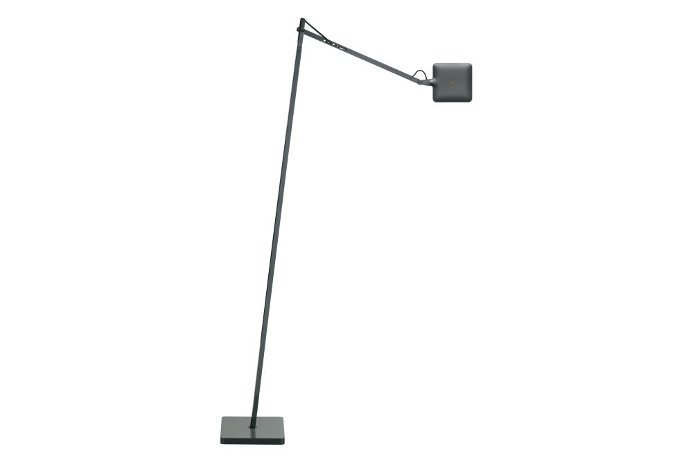 Metal White,Flos,Floor Lamps,line,microphone stand