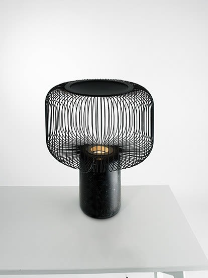 Keshi Table Lamp by B.LUX