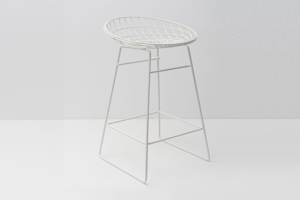 Paper White,Pastoe,Stools,bar stool,furniture,stool,table