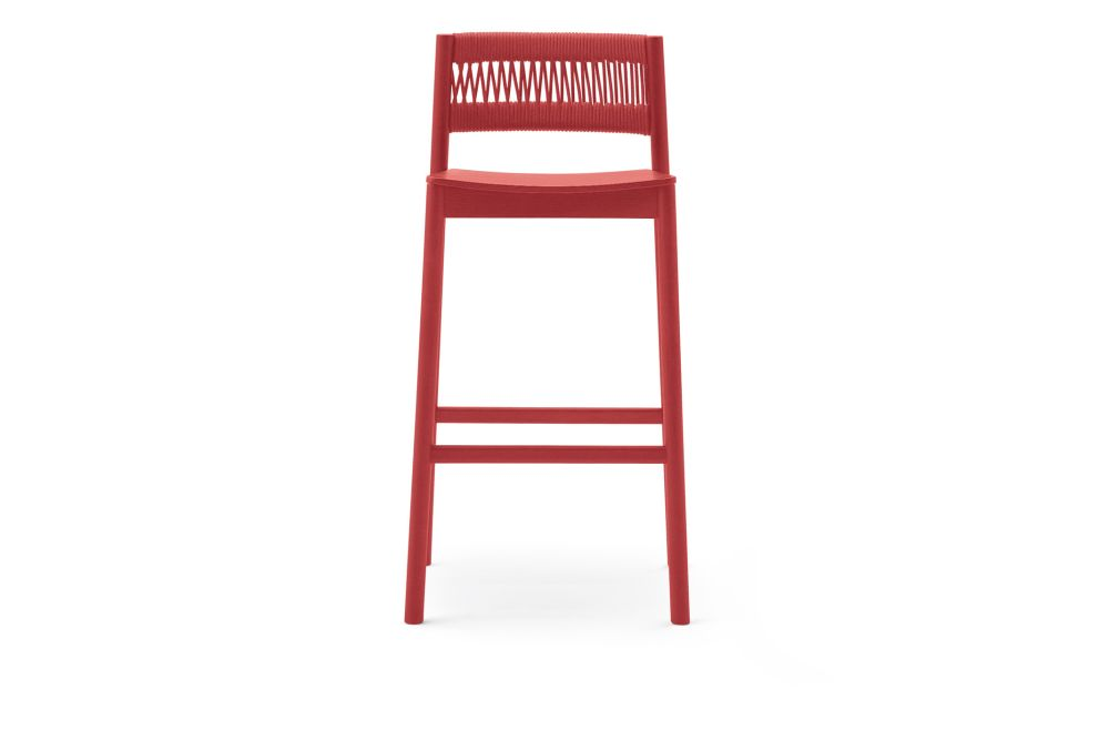 Beechwood 0078, White,Billiani,Stools,bar stool,furniture