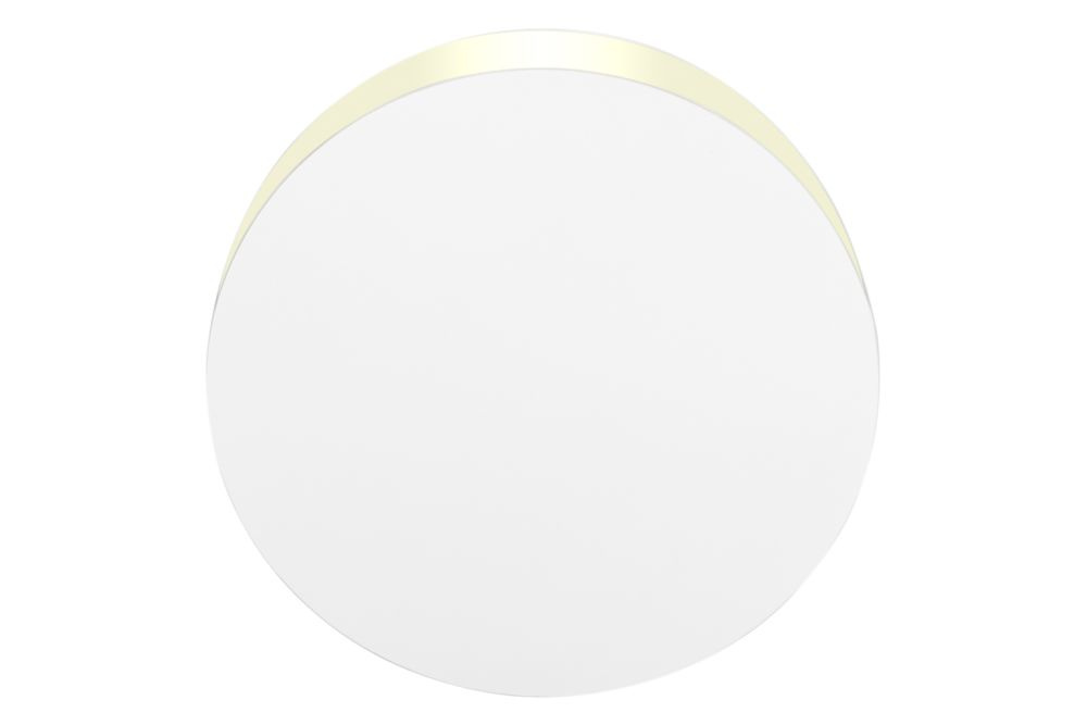 Signal White, Small,e15,Wall Lights,ceiling,circle,white