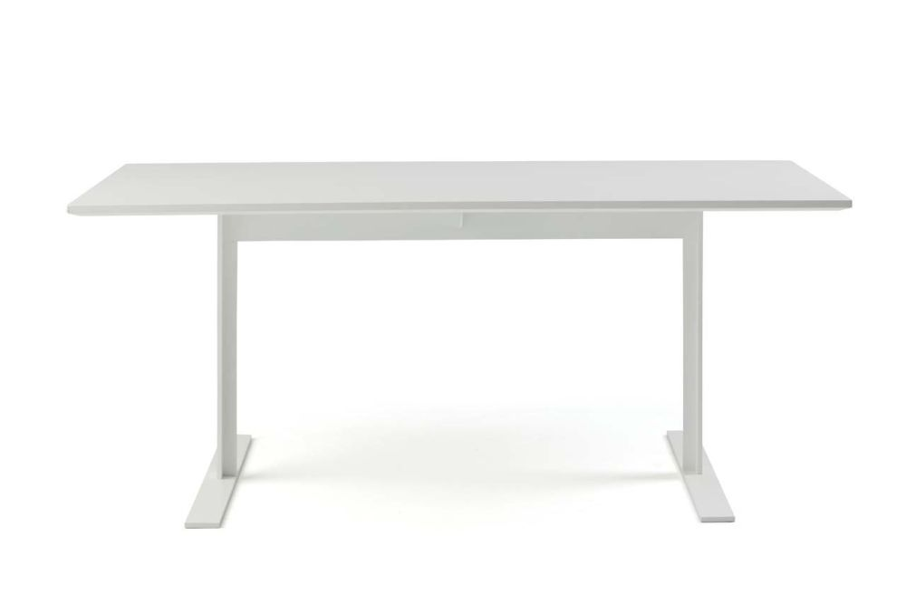 OP 1059, 180 X 90 X 73,Cappellini,Dining Tables,desk,end table,furniture,outdoor table,rectangle,table