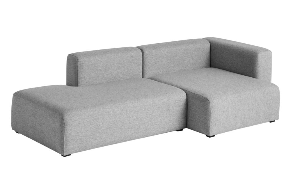 Fabric Group 5T, Right,Hay,Sofas,armrest,chair,chaise longue,comfort,couch,furniture,sleeper chair,sofa bed