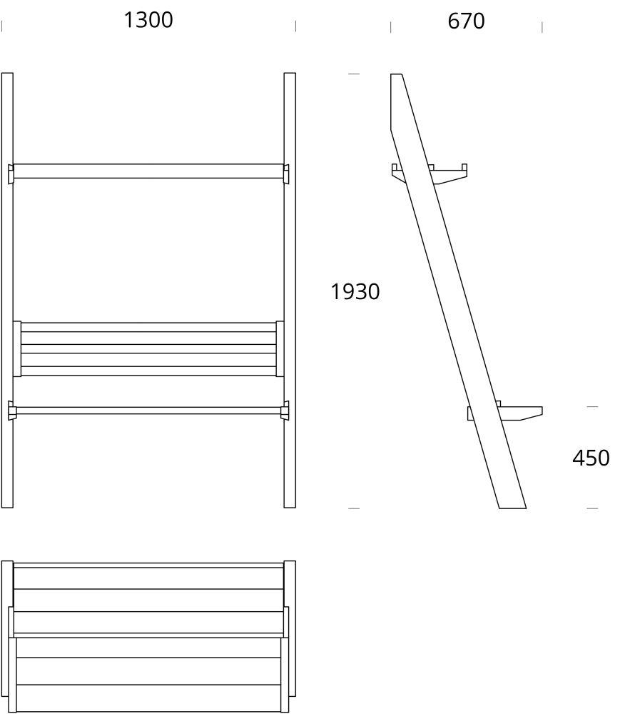 Oak Natural Oil,Nikari,Benches,diagram,line,parallel,text