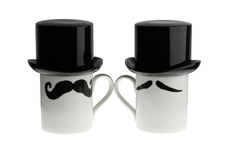 Peter Ibruegger Studio,Kitchen & Dining,moustache,mug,product
