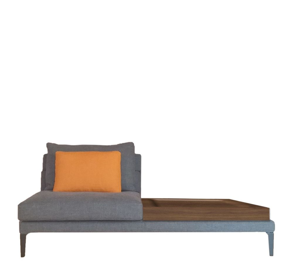Megara Central Element with a Small Table by Driade