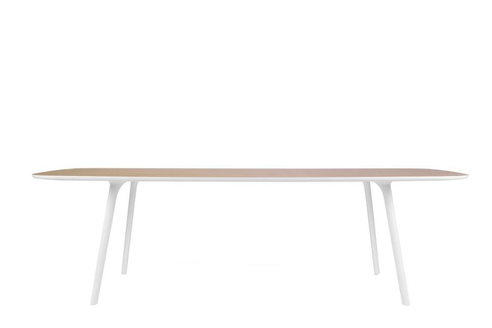 240, Oak Veneer, RAL9016 - Traffic White,Modus ,Conferencing Tables,coffee table,furniture,outdoor table,rectangle,table