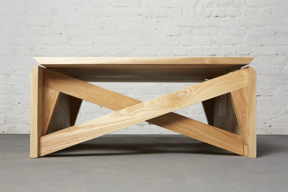 Solid Walnut,Duffy London,Coffee & Side Tables,coffee table,furniture,plywood,stool,table,wood