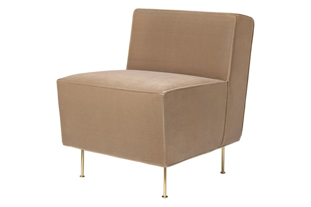 Gubi Metal Brass, Price Grp. 08 CM8,GUBI,Lounge Chairs,beige,chair,club chair,furniture