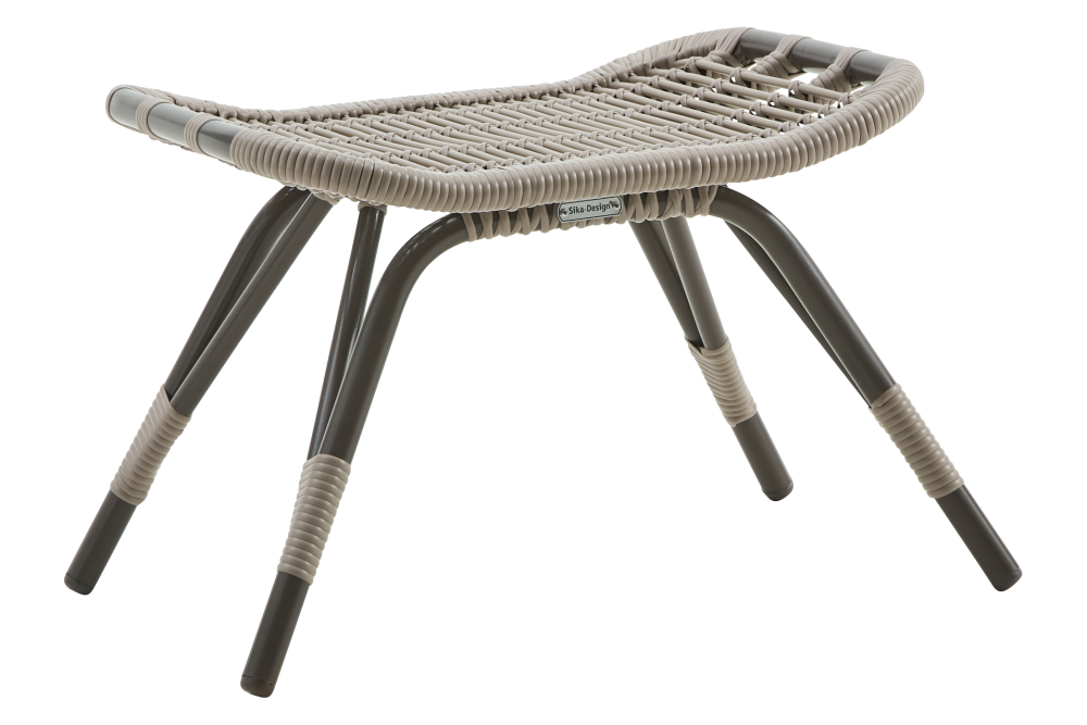 Dove White,Sika Design,Footstools,chair,furniture,outdoor furniture,stool,table