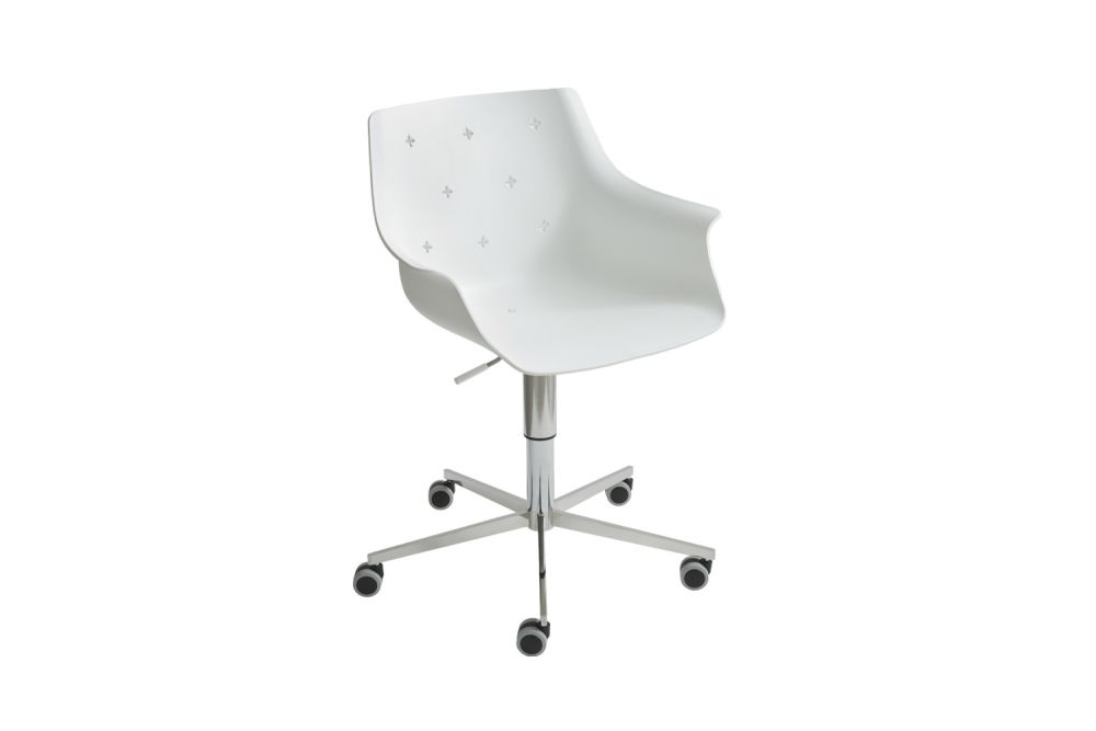 00 White,Gaber,Conference Chairs,chair,design,furniture,office chair,product,white