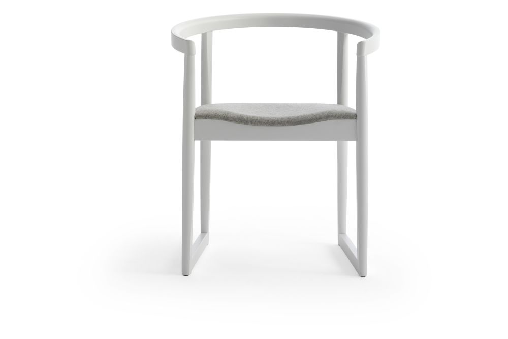 Fidivi King L KAT - 1008, Bianco RAL 9016,Billiani,Dining Chairs,chair,furniture,table