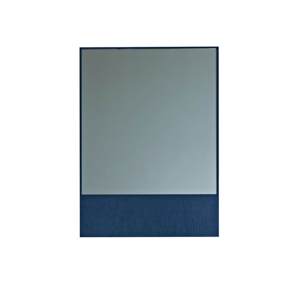 Clear Mirror, Oak,Another Brand,Mirrors,rectangle