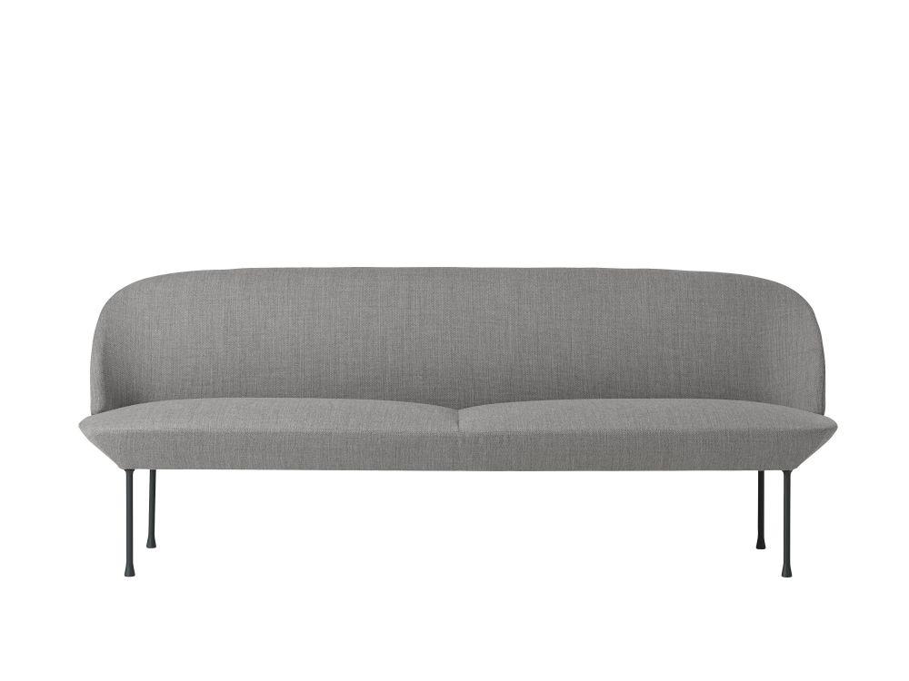 14881 Dark Grey 7026 Fiord,Muuto,Sofas,couch,furniture,loveseat,sofa bed,studio couch