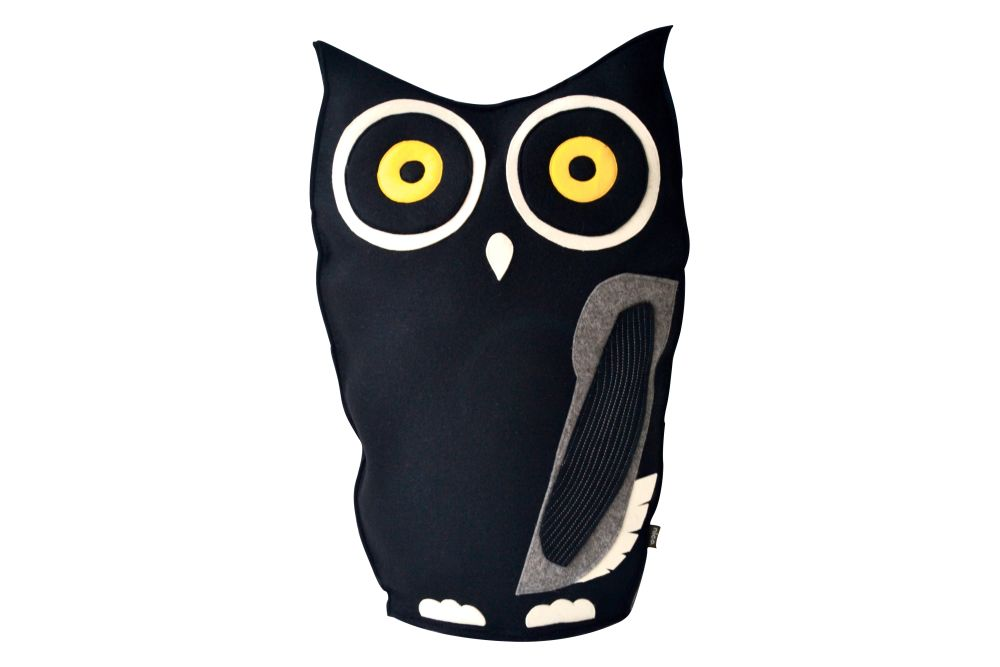 White,Design by Nico,Cushions,bird,bird of prey,owl,personal protective equipment,sports gear