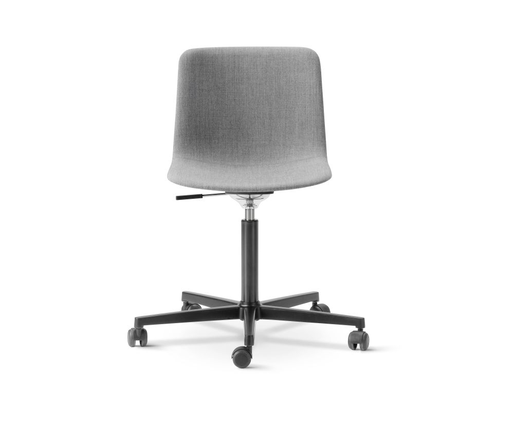 Pato Office Chair Fully Upholstered by Fredericia