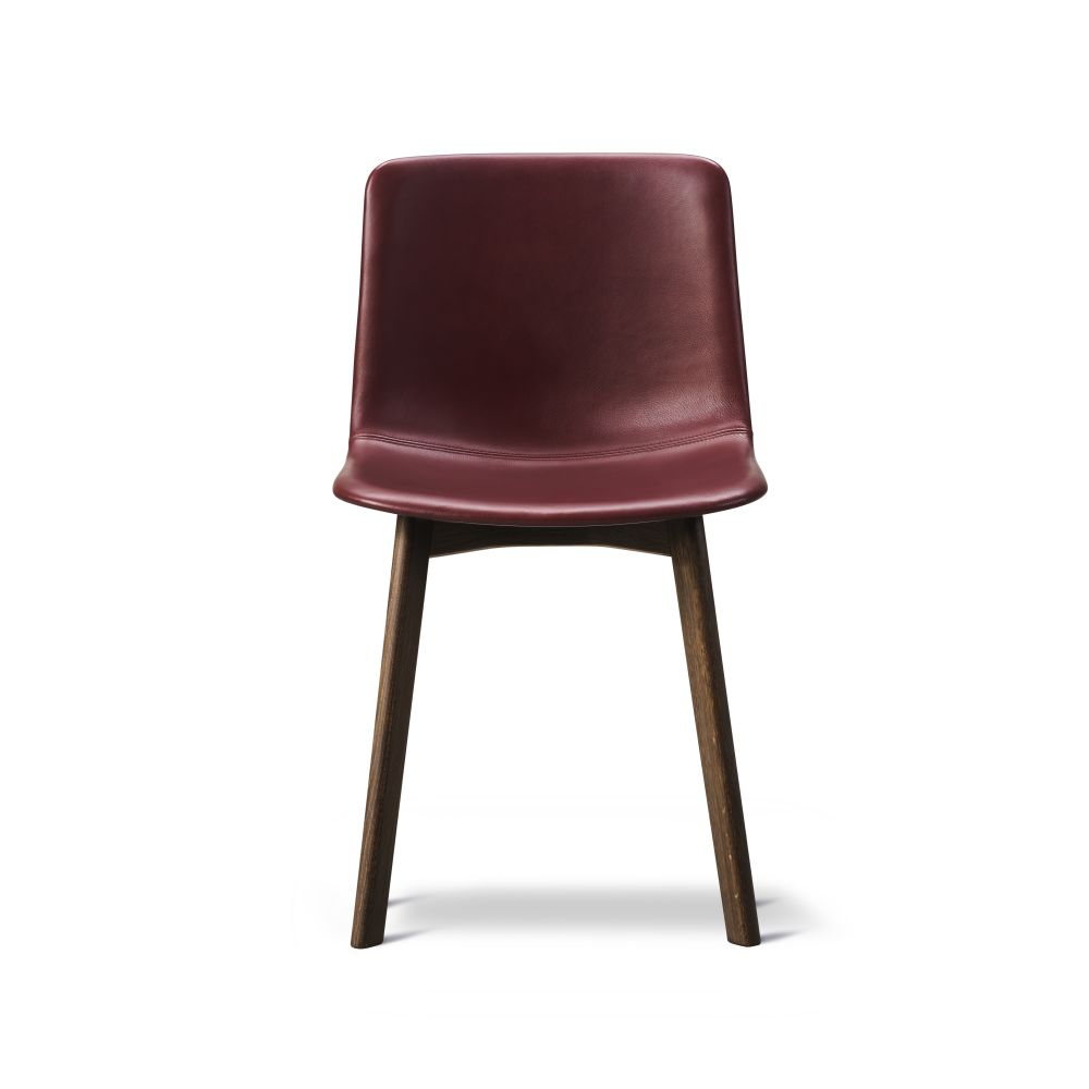 Oak Black Lacquered, Quartz grey, Remix 2 143,Fredericia,Seating,chair,furniture,leather,maroon
