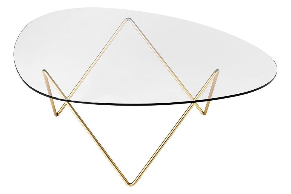 Frame Matt Black,GUBI,Coffee & Side Tables,coffee table,line,table