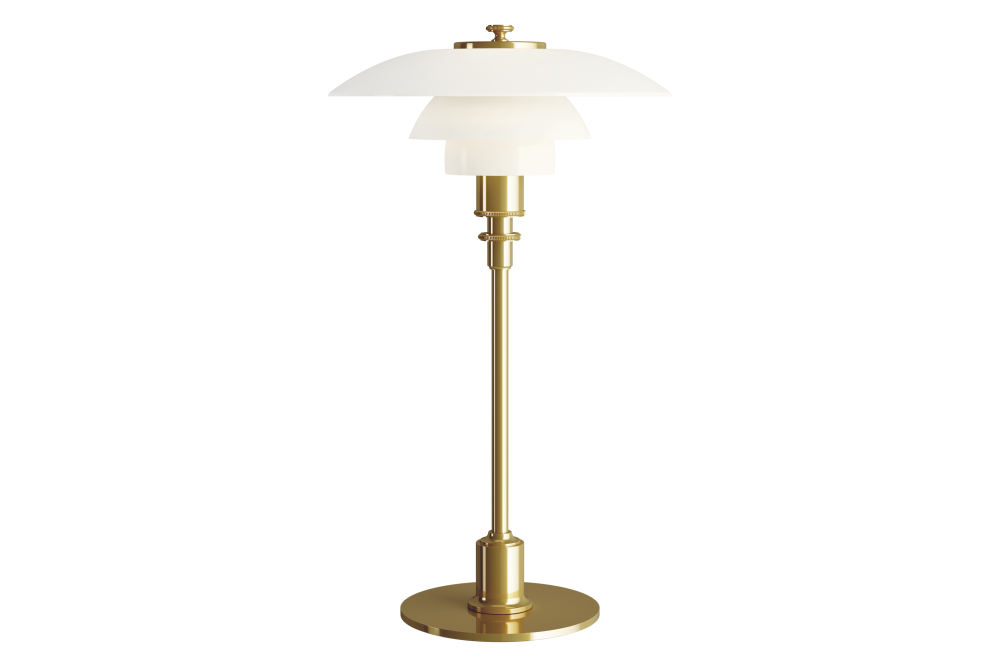 High Lustre Chrome Plated, UK Plug,Louis Poulsen,Table Lamps,brass,lamp,lampshade,light fixture,lighting,lighting accessory,metal