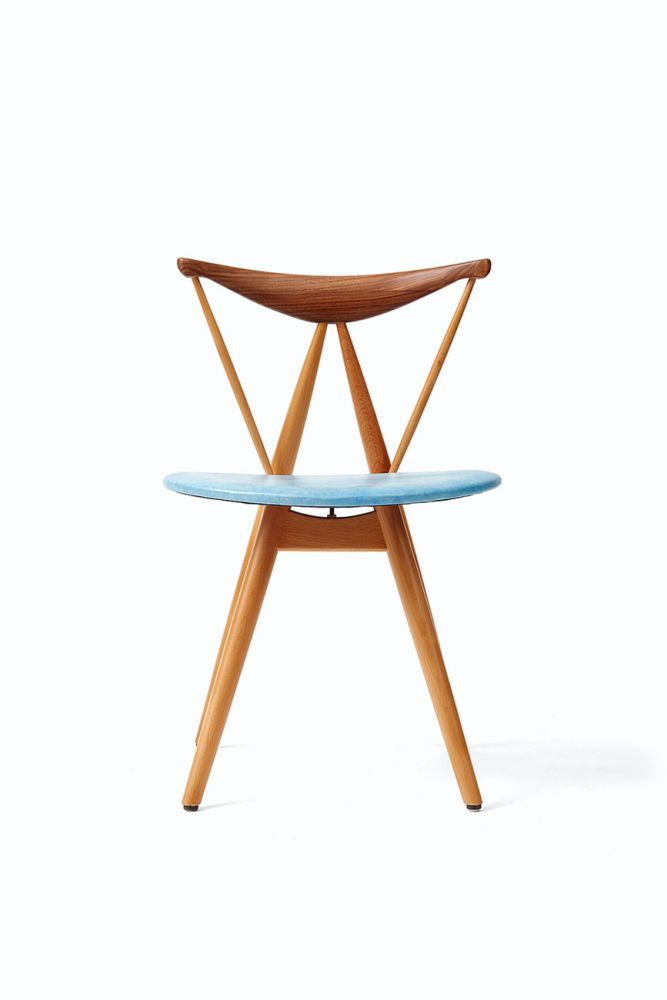 Piano Chair Soft by Stellar Works