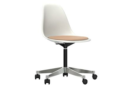https://res.cloudinary.com/clippings/image/upload/t_big/dpr_auto,f_auto,w_auto/v2/products/pscc-eames-plastic-side-chair-seat-upholstered-04-white-02-castors-hard-braked-for-carpet-hopsak-88-cognacivory-vitra-charles-ray-eames-clippings-11253594.jpg
